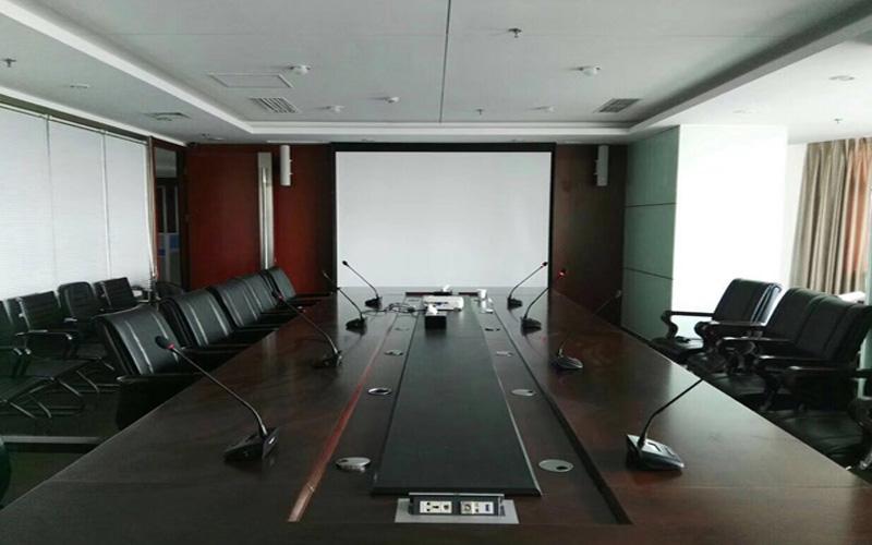 中检大厦会议室系统