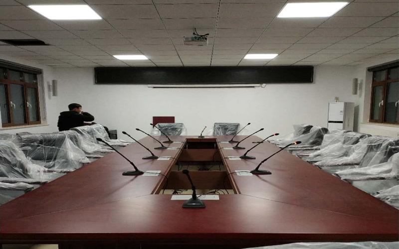 某事业单位会议室音视频系统