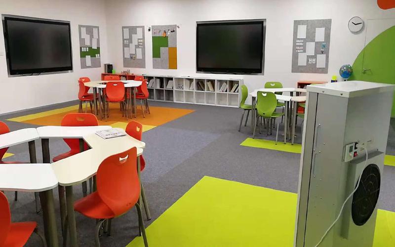 联想总部智慧教室会议室