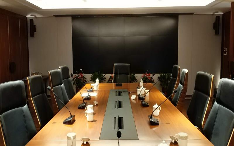 汉威国际三区某单位会议室