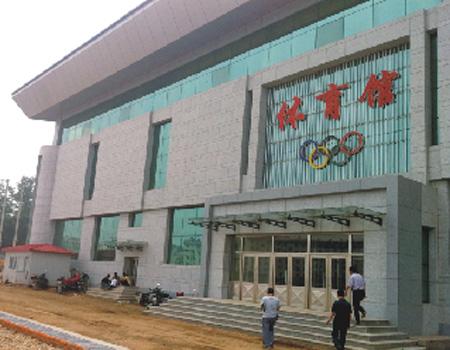 葫芦岛绥中两大体育馆使用火狐体育手机版火狐体育官网扩声系统